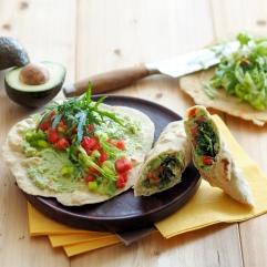 vegetarische-wraps
